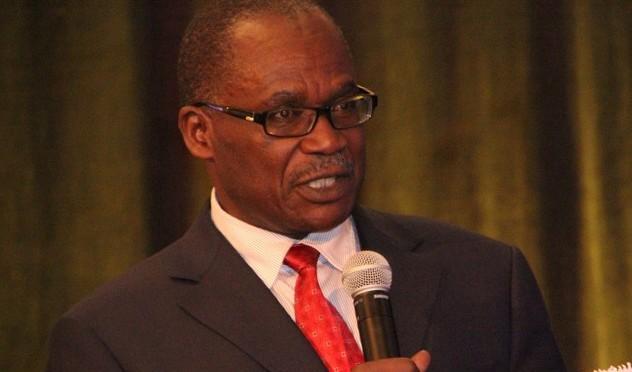Minister of Labor, gender, and Youth affairs Wilson Muruli Mukasa